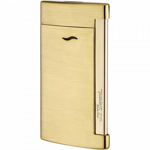 S.T. Dupont Slim 7 Golden Brushed (027711)