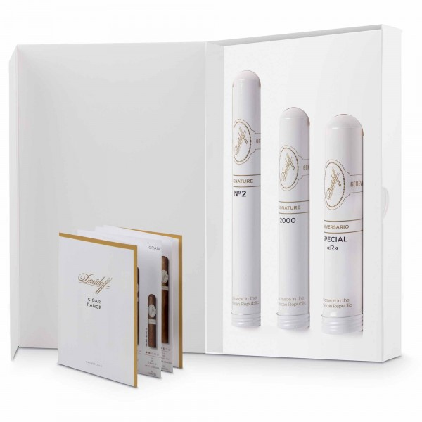 Davidoff Tubos Selection 3's