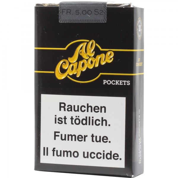 Al Capone Pockets 10er Pack