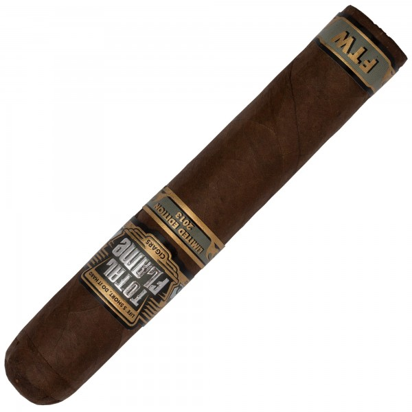 Total Flame Nicaragua FTW Triple Ligero Robusto (5x54) - offen, einzel