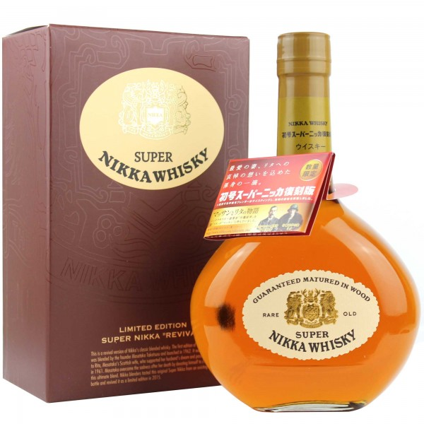 Nikka Rare Old Super Whisky Limited Edition Revival 70cl