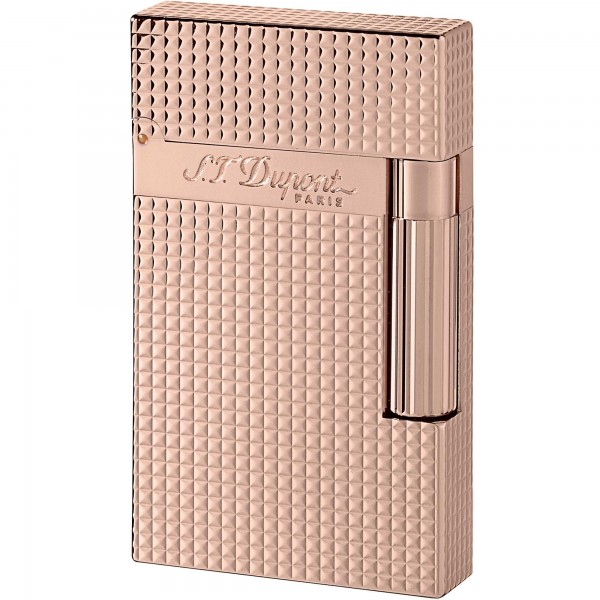 S.T. Dupont Ligne 2 Diamond Heads Pink Gold