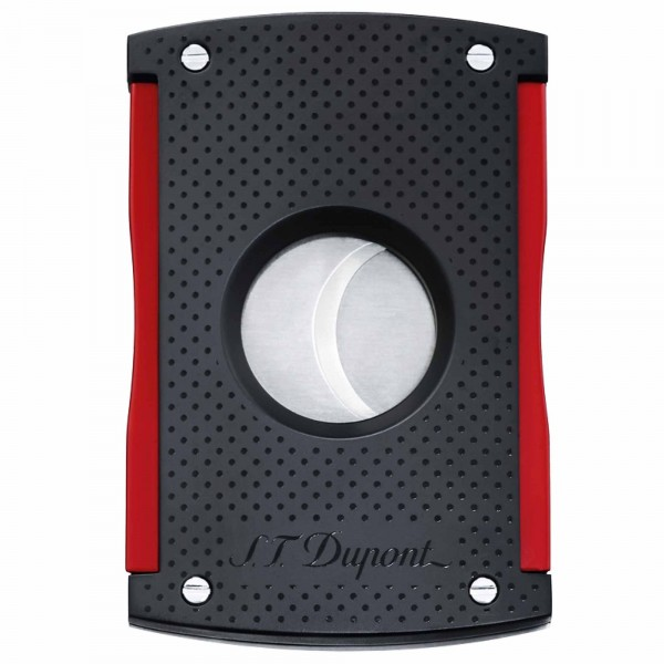 S.T. Dupont Cutter Matt Black & Red (003260)