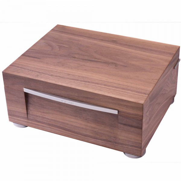 Xikar Humidor High Performance Walnuss mit LED-Leiste