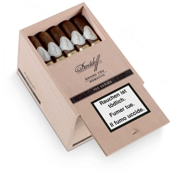 Davidoff 702 Series Grand Cru Robusto