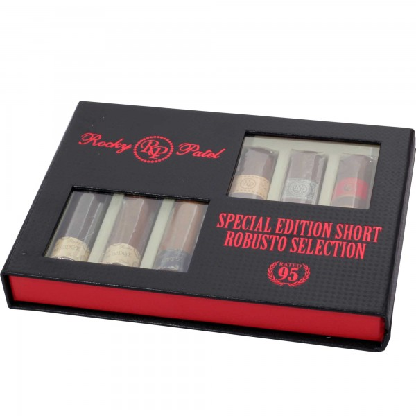 Rocky Patel Special Edition Short Robusto Selection