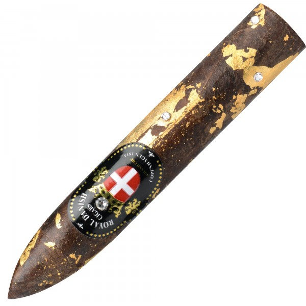Royal Danish Cigars Queens # 1 Gold - offen, einzel
