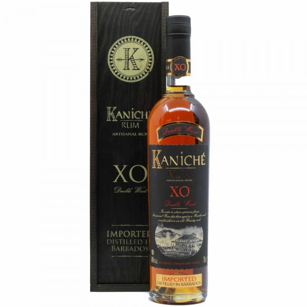 Kaniché XO Double Wood Rum 70cl