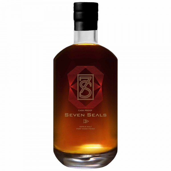 Seven Seals Port Wood Finish Cask Proof 50cl