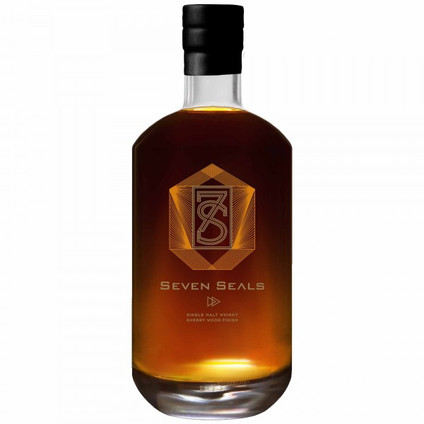 Seven Seals Sherry Wood Finish 70cl