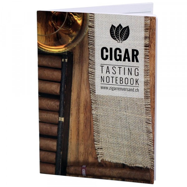 Cigar Tasting Notebook