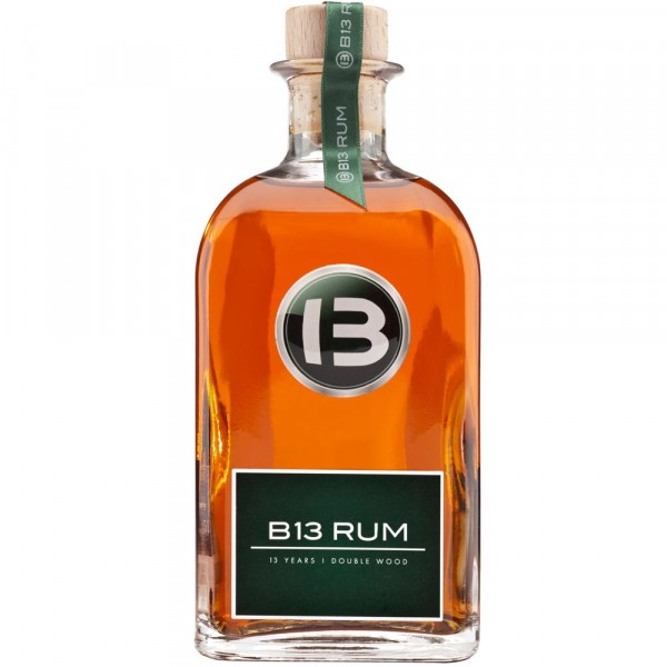 bentley b13 double wood 13yr 50cl von zigarrenversand.ch - rum aus