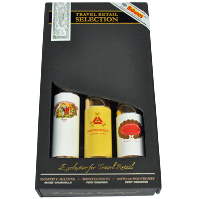 Habanos Travel Retail Selection