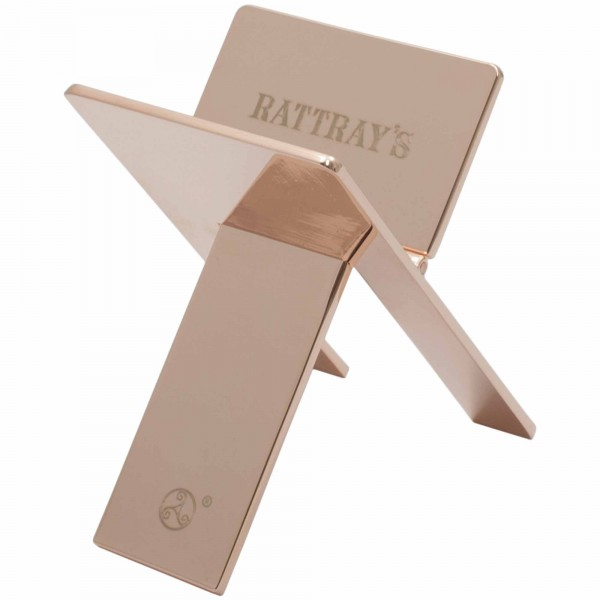 Rattray's The X Rose Gold Cigarstand