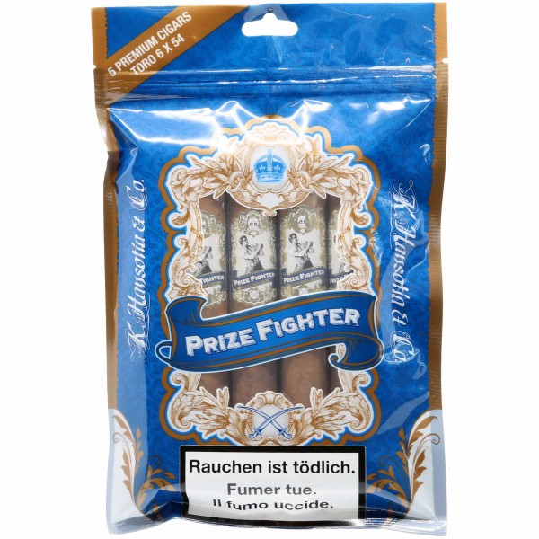 Gurkha K. Hansotia Prize Fighter 5s Fresh Pack