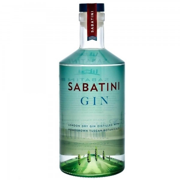 Sabatini London Dry Gin 70cl