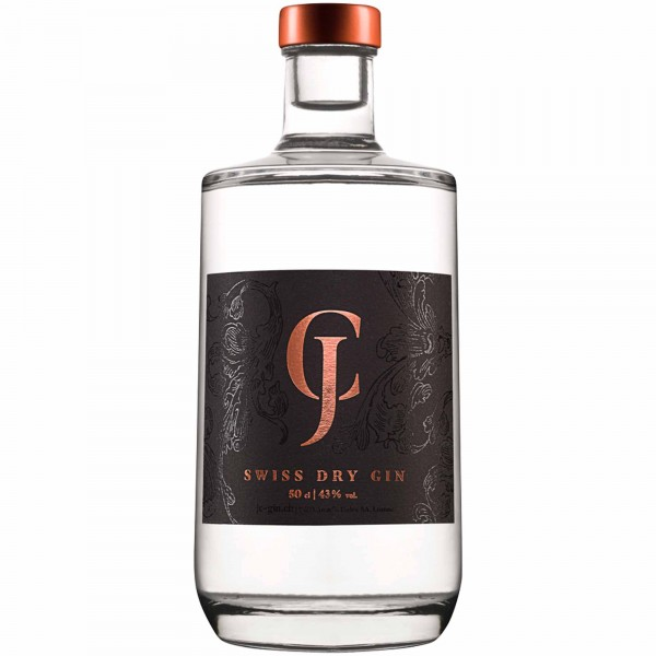 JC - Swiss Dry Gin 50cl